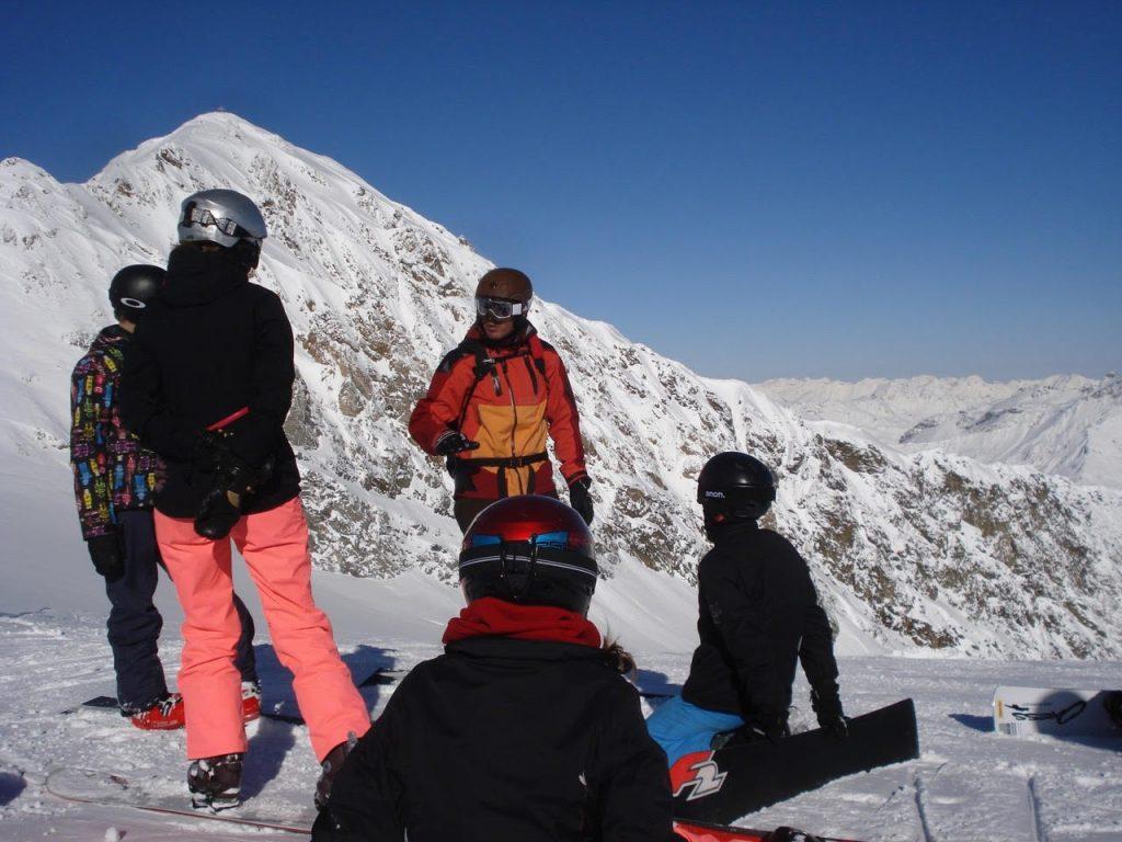 Snowboardopleiding