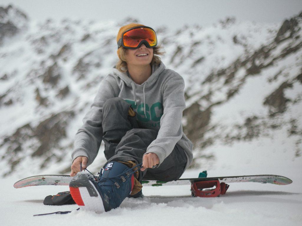 Snowboardtrainingen
